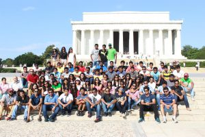 PES students in Washington. D.C.-3