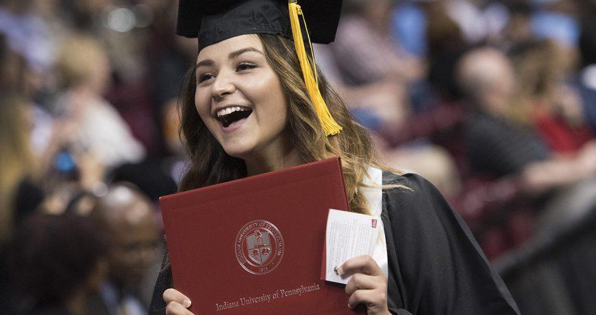Commencement Undergraduate